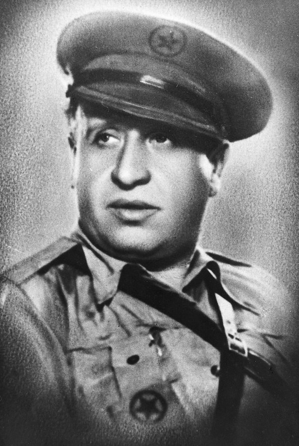 Virgilio Llanos Manteca, Comisario de División