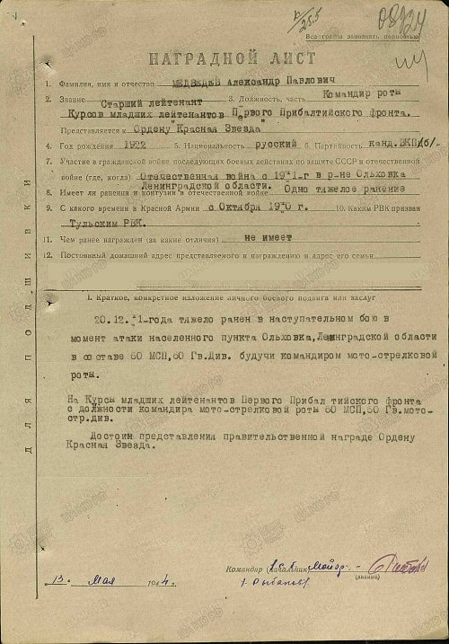 Медведев-АП03